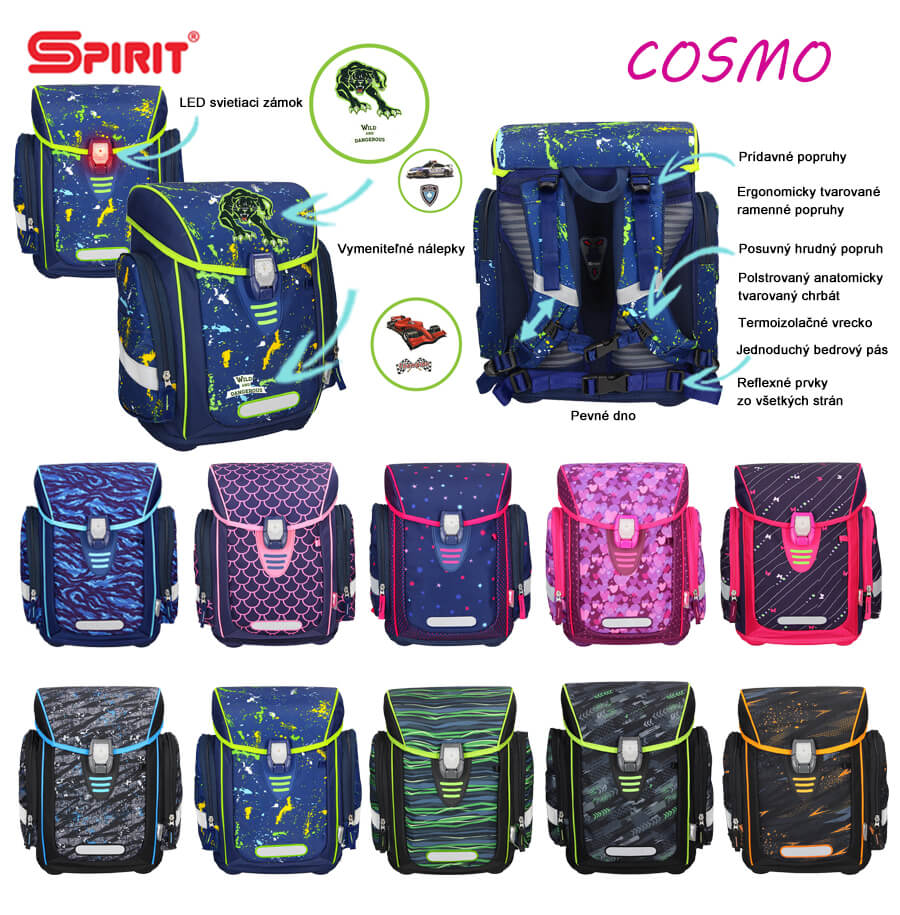 b5770a53ae Nová kolekcia SPIRIT® plná kozmických nápadov