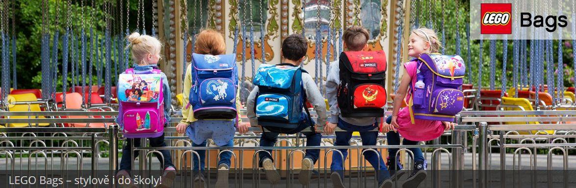 73c7aad5f7 Školské tašky LEGO®