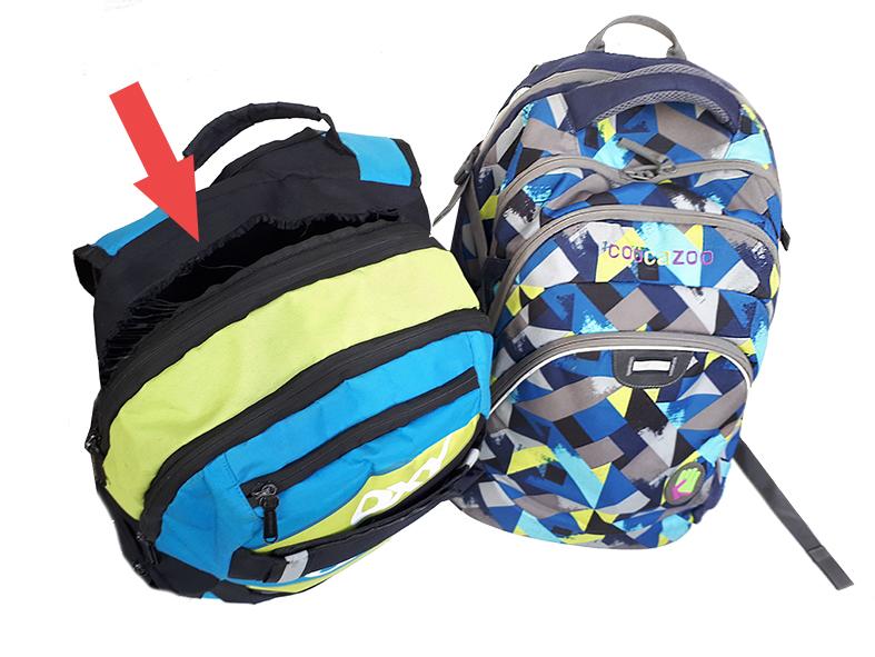 cb12a0df01 Ako vybrať študentský batoh