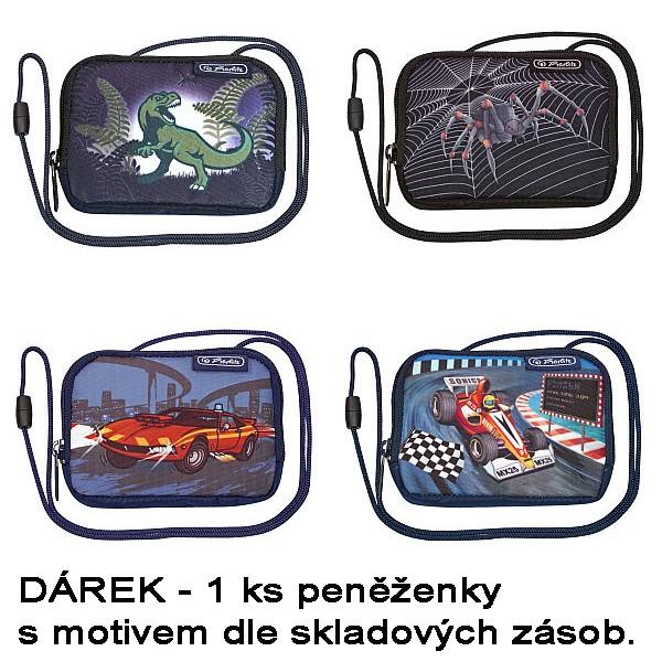95b7197584 ... Školská taška Herlitz Midi Robot 4d. set + nožnice a doprava zdarma