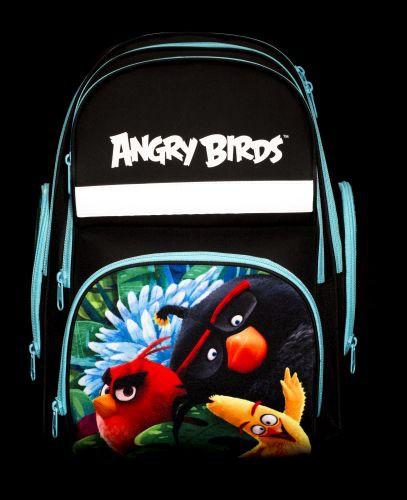 f7dc28190d ... Školský batoh Ergo Compact Angry Birds