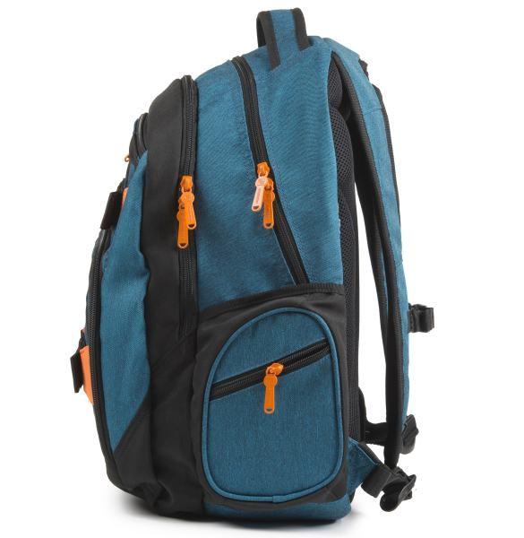 ... Študentský batoh OXY Style Blue a doprava zdarma ... 59325d3b83