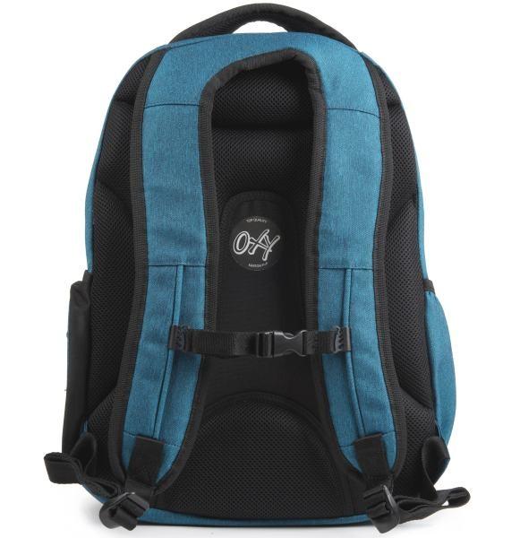 Študentský batoh OXY Style Blue a doprava zdarma ... 9b178a6508