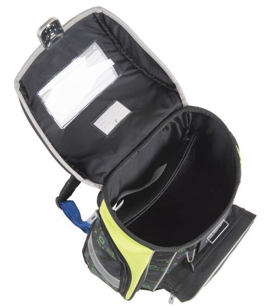 3cbb284685 ... Školská taška Premium Robot - SET + reflexný prívesok a dorpava zdarma  ...