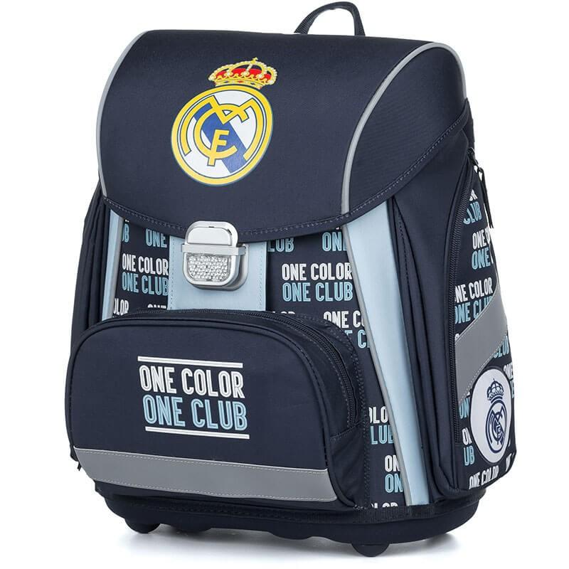 88f798d919 Školská taška Premium Real Madrid SET + reflexný prívesok a doprava zdarma  ...