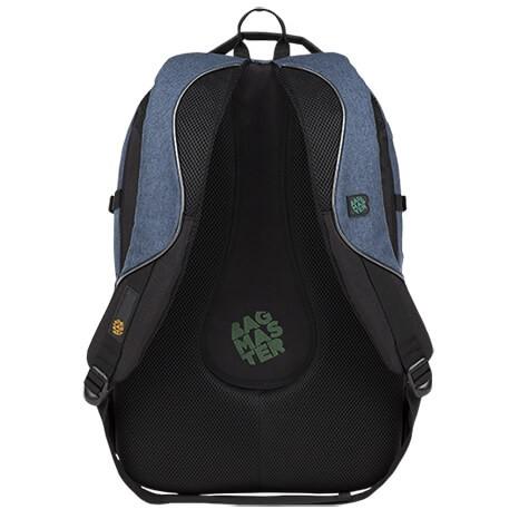 2f5429462d ... Študentský batoh Bagmaster MATRIX 9 B + slúchadlá a doprava zdarma ...