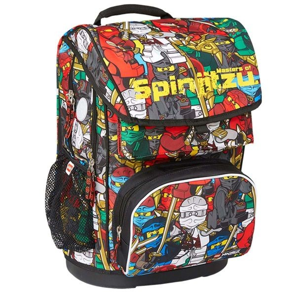 Školská taška LEGO LEGO Comic Maxi 2dielny set ... 214b7d19bc