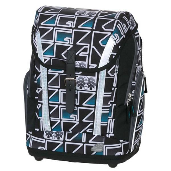 ff9a634874 Schneiders - školská taška Pattern SET ...