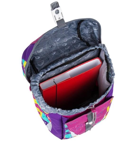 27f2248245 ... Školský batoh pre prvákov Bagmaster POLO 7 A set ...