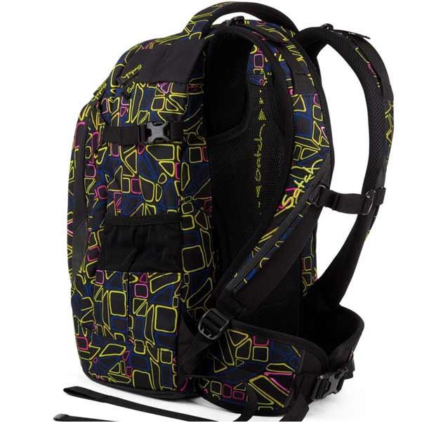 ... Školský batoh Ergobag Satch Disco Frisco + doprava zdarma ... 82597d4939