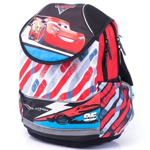 2382d86309 Školský anatomický batoh PLUS Cars