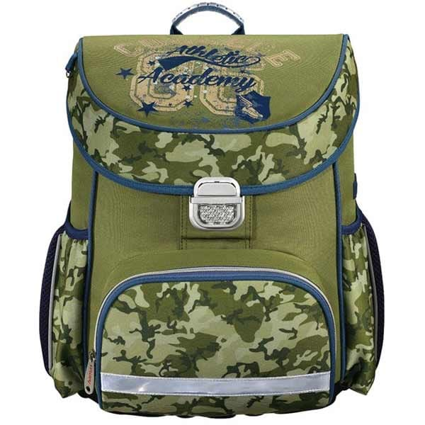 5618e753ac Školská taška pre prváčikov Hama Army