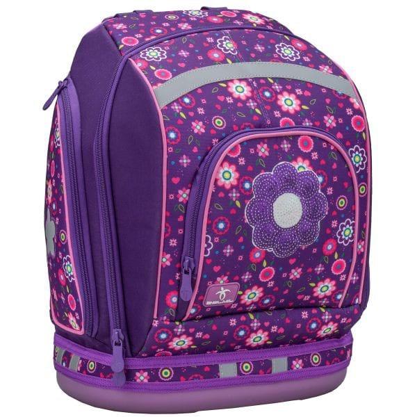 ed2278a744 Školský batoh Belmil 405-37 Violet