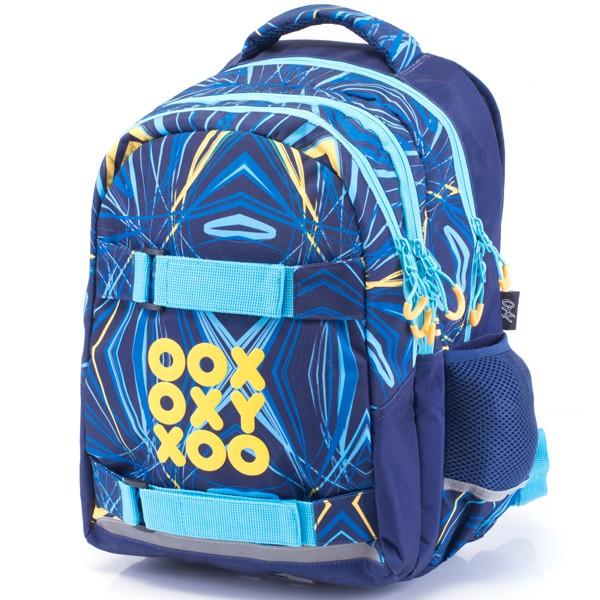 adb30027db Študentský batoh OXY One Piškvorky