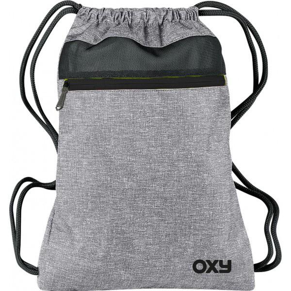 Študentský vak OXY Style Grey  dff8b3e2de