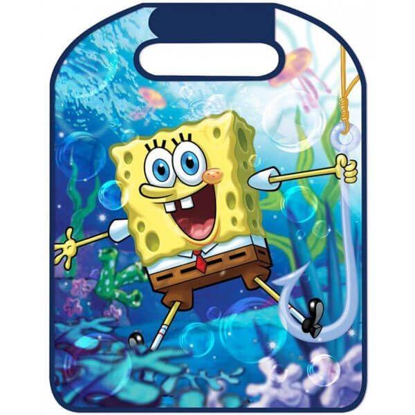 c0a4d6ed77 Priehľadný chránič sedadla Sponge Bob