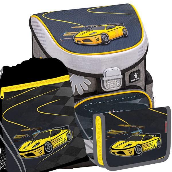 ad3be6a146 Školský batoh BELMIL MiniFit 405-33 Hot Road - SET
