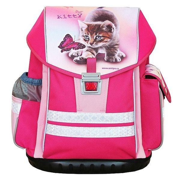 3d9e6682d8 Školská taška Emipo Ergo One Kitty