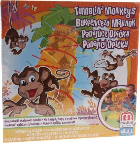 Mattel Padajúce opičky