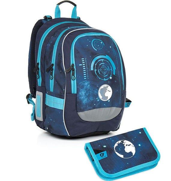 c765a01902 Školský batoh Topgal CHI 799 D SET SMALL a dopravné ZDARMA