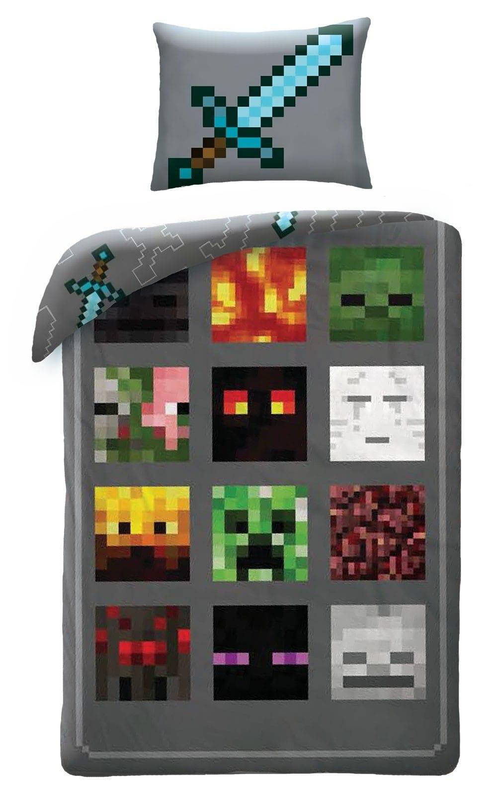54a80a33dce2 Obliečky Minecraft