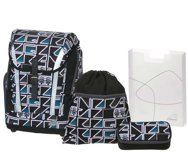 715e9d9388 Schneiders - školská taška Pattern SET