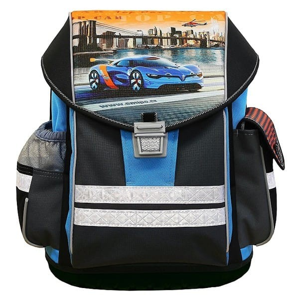 3f8b5d9980 Školská taška Emipo Ergo One Top Car