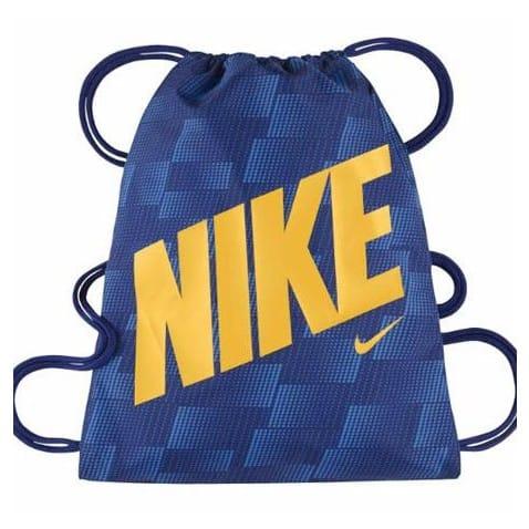 12cfc263662d9 Športový vak Nike modro-žltý | Skolske–tasky.sk