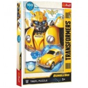 Puzzle Transformers / Bumblebee 100 dielikov