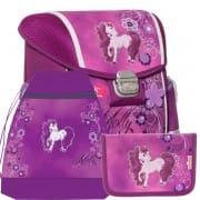 Školské tašky pre prvákov s motívom kone  8857a14874