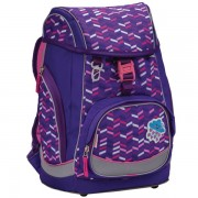 Školský batoh Belmil Comfy Pack 405-11 Purple Color