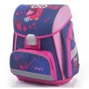5840523259 Školské tašky pre prvákov s motívom sova