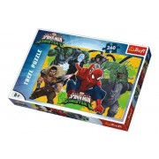 Puzzle Spiderman vs Sinister 6 Disney 260 dielikov