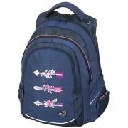 76e5682c57 Školský batoh Walker FAME Arrow Blue