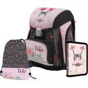 40f39eacdc Školská taška Premium Dolly SET