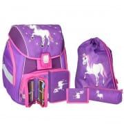 Školská taška SPIRIT Pro light Jednorožec SET 87e12bdf9e