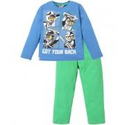 bd1cc426586 Pyžamo LEGO Ninjago DR modré