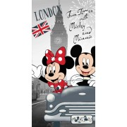 Plážová osuška Minnie in London