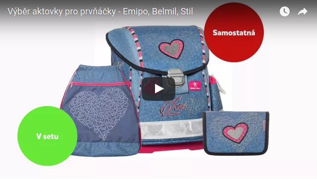 Kvalitné školské batohy a aktovky  9dd2250b76